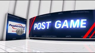 UConn Women's Basketball v. SMU Post Game Show 01/23/2019