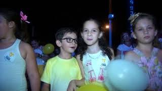 Após morte trágica do menino Kauâ população de Jaguaribe caminhou em pacto  pela Paz