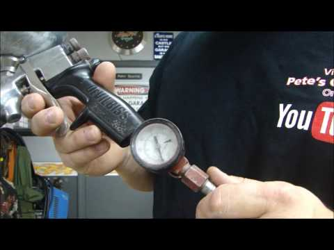 Beginners Guide: Spray Guns & Srapying Base Coat Clear Coat