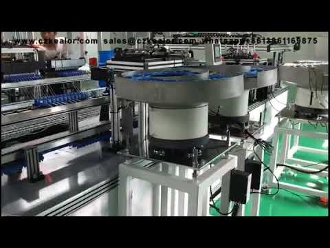china infusion set machine factory manufacture