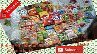 """Pinoy candies, chocolates and junkfoods of 90""""s"""