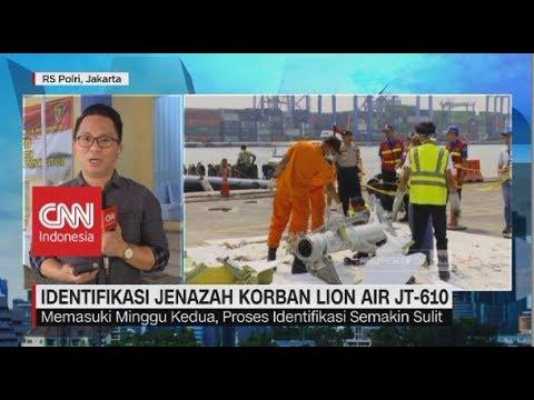 79 Korban Lion Air JT 610 Berhasil Diidentifikasi Mp3