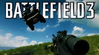 Battlefield 3 Funny Kills & Stuff - Counter Trolls, Jeep Wars, Agent C4, Caspian Lols