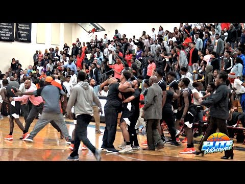Game GETS HEATED! Rocky River @ Butler Highlights (12-5-17)