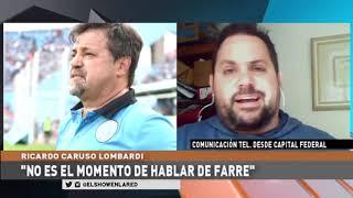 Ricardo Caruso Lombardi en El Show En La Red 08 09 2020