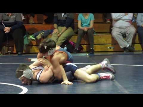 2017-01-16 Ryan Jack (Danbury) vs Dylan Ross (MAU) 106#