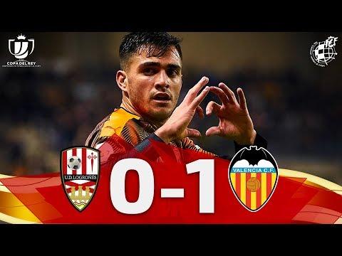 RESUMEN | Copa Del Rey | UD Logroñés 0-1 Valencia CF