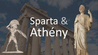 Řecko 2/5: Sparta a Athény | Videovýpisky z dějepisu