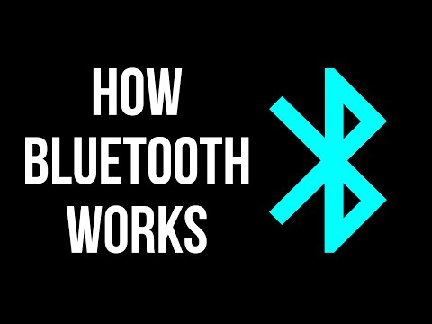 How Bluetooth Works