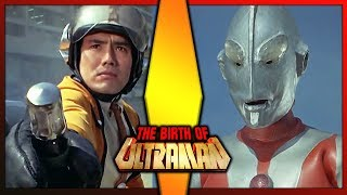 The Birth Of Original Ultraman !
