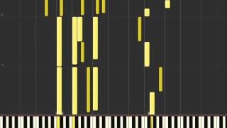 Battle Against a True Hero - Undertale [Synthesia]
