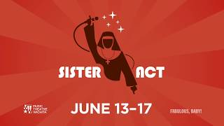 Sister Act Dress Rehearsal Footage