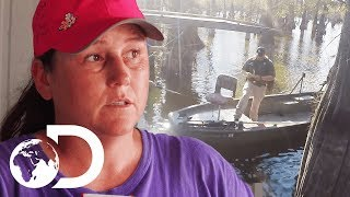 Cops Almost Bust Illegal Moonshining Operation | Moonshiners