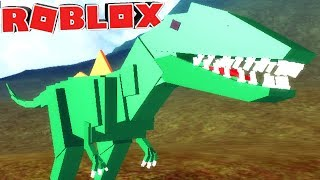 "Dinosaur Simulator (ROBLOX)-map updated, carnivore fin ""Concavenator""-(#83) (EN-BR)"