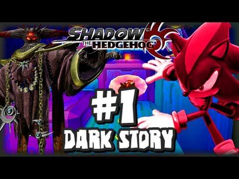Shadow the Hedgehog - (1080p) Part 1 - Dark Story