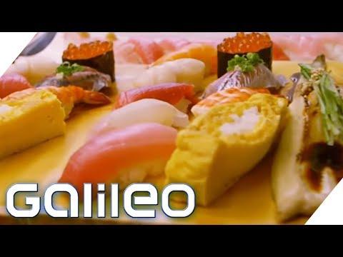 So isst die Welt: Sushi | Galileo | ProSieben