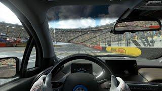 "Gran Turismo Sport - ""Rain Conditions"" Glitch at Northern Isle Speedway - 1.47"