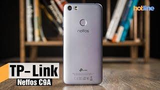 Neffos C9A — обзор доступного смартфона от TP-Link