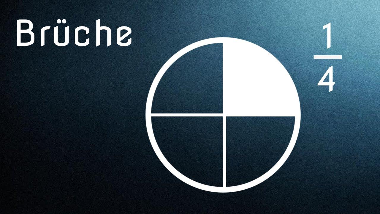 Brüche: Einfache Einführung Bruchrechnen + Erweitern & Kürzen (G08-1 ...