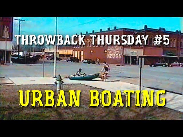 TBT #5 / Urban Boating / April 2002