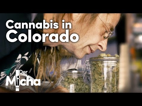 Legales Cannabis in Colorado | DerMicha #18