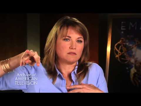 "Lucy Lawless discusses effects and stunts on ""Xena Warrior Princess""- EMMYTVLEGENDS.ORG"