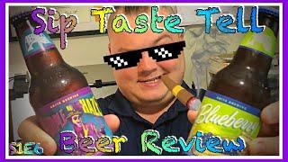 Abita Purple Haze Vs Abita Blueberry Ale Sip Taste Tell Beer Review S1 E6