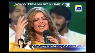Hadiqa Kiani Perfomance in Pakistan Idol  Grand Finale