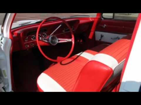 1961 Chevy Bel Air for Sale | Route 65 Classics | Classic Cars MN