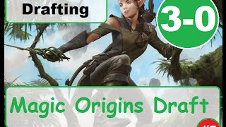 Magic Online Origins Draft # 7 - The Limited Q - Drafting