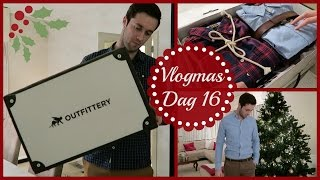 Outfittery! (Vlogmas #16 - 2015) | Lifestyle Spot