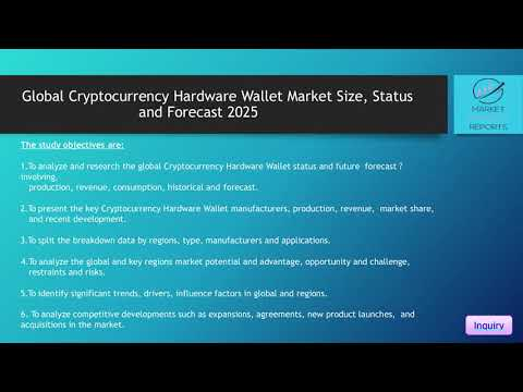 cryptocurrency wallet market size