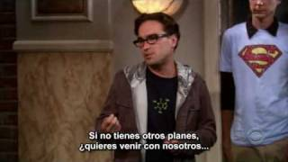 THE BIG BANG THEORY S01E02 SUBTITULOS ESPAÑOL