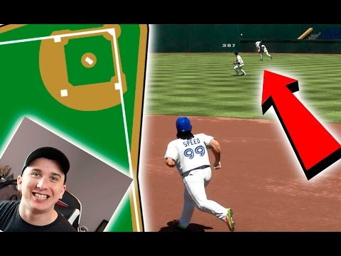 Is it Possible To Hit A Inside the Park Home Run In The Smallest MLB Park? MLB The Show 17 Challenge