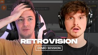 Listening To Your Demos With RETROVISION
