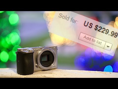 I Bought the Cheapest Sony A6000 on eBay
