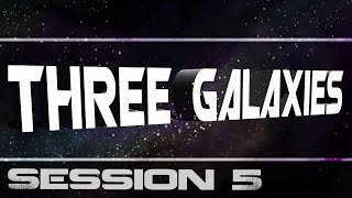 Three Galaxies Rifts Campaign: Session 5