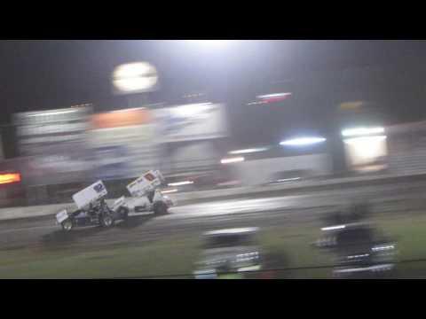 Silver Dollar Speedway A-main 04/29/2016