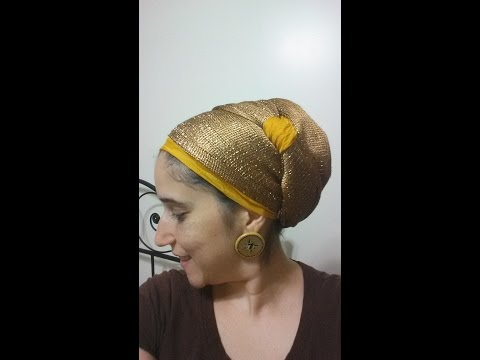 Golden Crown Tutorial (Looped Side Bow Option 2)