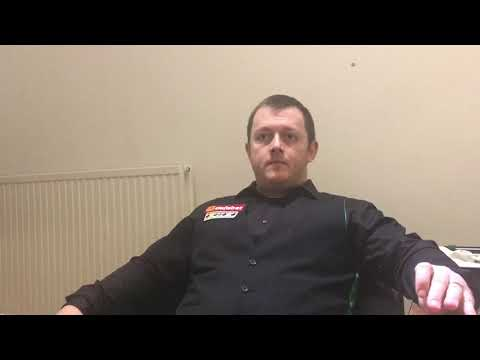 Post match interview with Mark Allen | Dafabet Masters