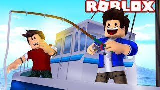 WE CAUGHT A VERY RARE THING IN ROBLOX!!!
