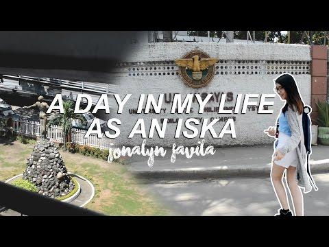 A Day In My U.P. Life // Jonalyn Favila