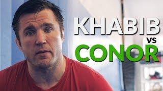 Khabib Nurmagomedov kicks Conor McGregor's ass, but...