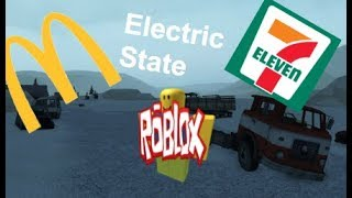 Roblox Electric State DarkRP Montage!!!