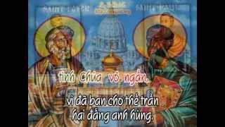 Chào Mừng Hai Thánh Tông Đồ - demo - http://songvui.org