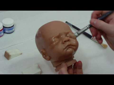 Ethnic Reborn Doll layer 2 of 6 - Reborn Doll Tutorial