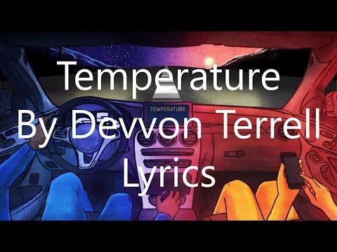 Devvon Terrell - Temperature (Lyrics)