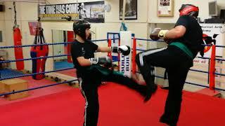 Ryan and John @ Humber Martial Arts
