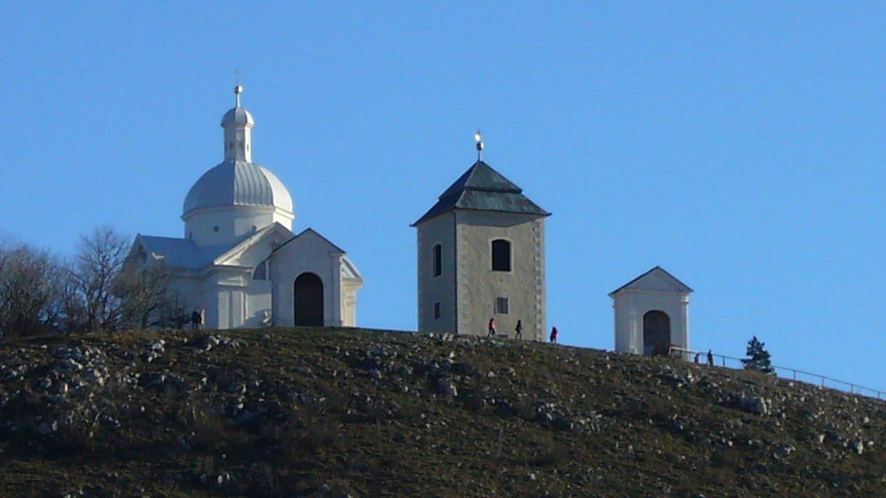 Přírodní rezervace Svatý kopeček v Mikulově