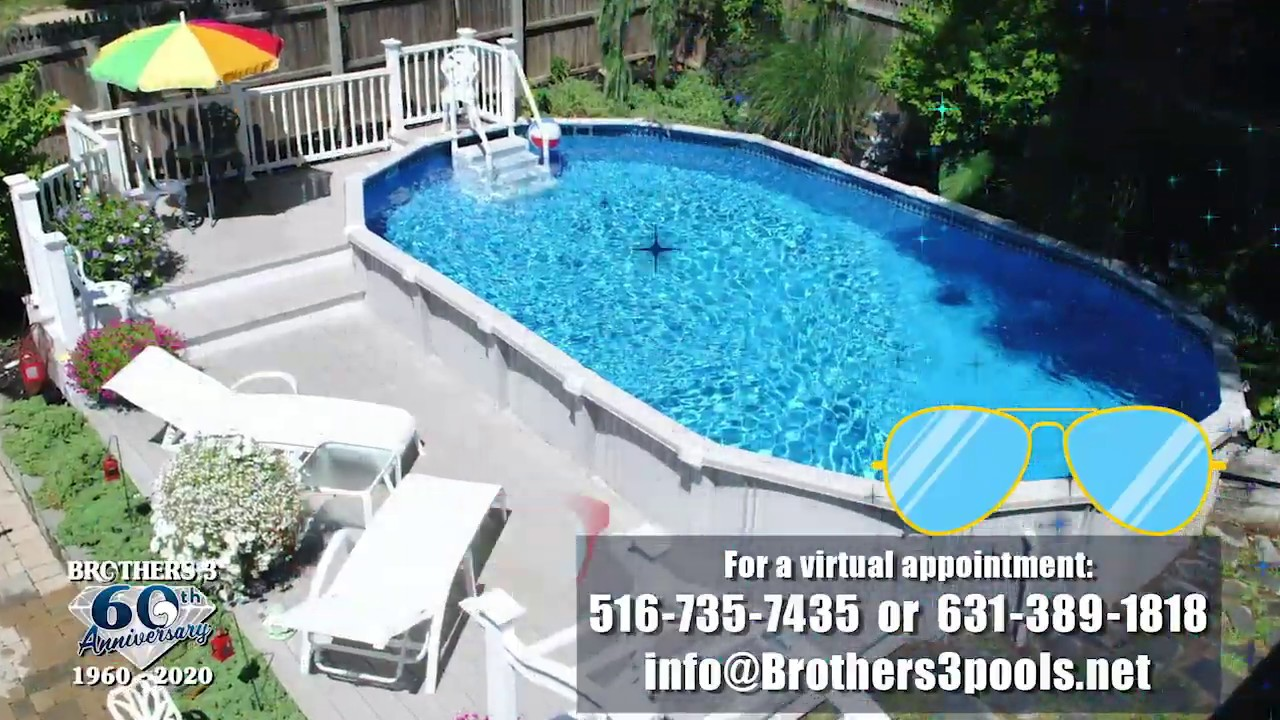Brothers 3 Pools Since 1960
